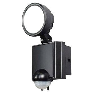 エルパ 屋外用LEDセンサーライト AC電源 8W LED 1灯 ESL-SS801AC [ESLSS801AC]【MMPT】