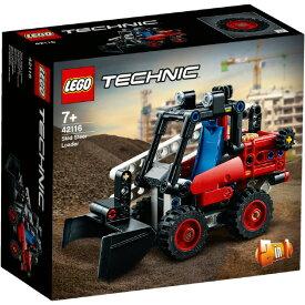 レゴジャパン LEGO テクニック 42116 スキッドステアローダー 42116スキツドステアロ-ダ- [42116スキツドステアロ-ダ-]