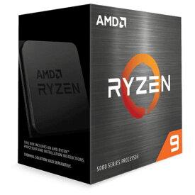 AMD AMD Ryzen 9 5900X プロセッサ Ryzen 9 シリーズ 100-100000061WOF [100100000061WOF]