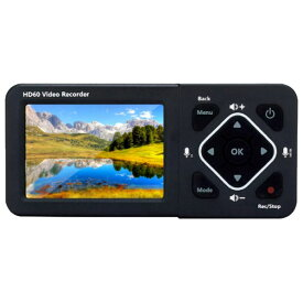 テック 液晶モニター搭載HDMIレコーダー RECORD MASTER2 TMREC-FHD2 [TMRECFHD2]