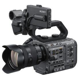 SONY デジタル一眼カメラ・レンズキット FX6 ブラック ILME-FX6VK [ILMEFX6VK]【RNH】【JSPP】