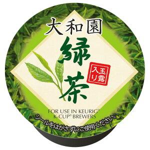 KEURIG 大和園 玉露入り緑茶 3g×12個入(K-Cup) SC1868 [SC1868]【MMPT】