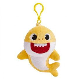 アガツマ Singing Plush Clip Baby Shark BS メロディぬいぐるみ ベイビーシャーク(S)クリップ付き メロデイヌイグルミベイビ-シヤ-クS [メロデイヌイグルミベイビ-シヤ-クS]