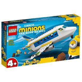 レゴジャパン LEGO ミニオンズ 75547 研修中のミニオンパイロット 75547ケンシユウチユウノミニオンパイロツト [75547ケンシユウチユウノミニオンパイロツト]