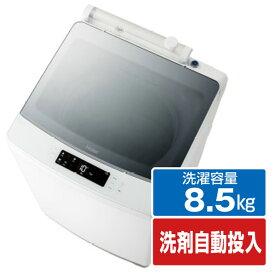 ハイアール 8.5kg全自動洗濯機 DDインバーターモーター ホワイト JW-KD85A-W [JWKD85AW]【RNH】