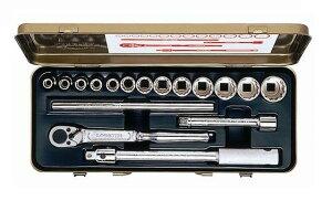 ロブテックス ソケットレンチセット 1213A 12.7mm角・日本製 新品