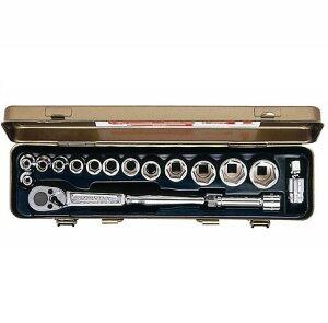 ロブテックス ソケットレンチセット 913SA 9.5mm角・日本製 新品