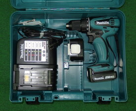 マキタ DF471DSHX 14.4V-1.5Ah軽量ドライバドリル 青 新品