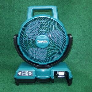 マキタ CF202DZ+BL1015+DC10SA 10.8V 自動首振機能付充電式ファン 羽根径235mm 青 1.5Ahバッテリ・充電器付セット 新品 扇風機【プロ用からDIY、園芸まで。道具・工具のことならプロショップe-道具館に