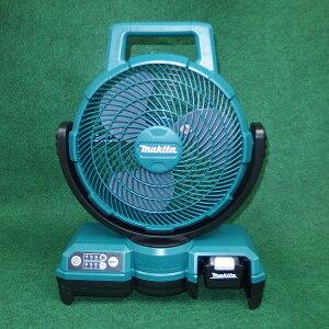 マキタ CF202DZ+BL1040B+DC10SA 10.8V 自動首振機能付充電式ファン 羽根径235mm 青 4.0Ahバッテリ・充電器付セット 新品 扇風機【プロ用からDIY、園芸まで。道具・工具のことならプロショップe-道具館