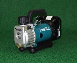 マキタ VP180DRG 18V-6.0Ah充電式真空ポンプ 新品