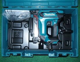 マキタ ST421DZK 18V-4mm充電式タッカ J線ステ−プル専用 使用ステ−プル足長さ:13〜25mm 速射性アップ+低振動 本体+ケース バッテリ・充電器別売 新品