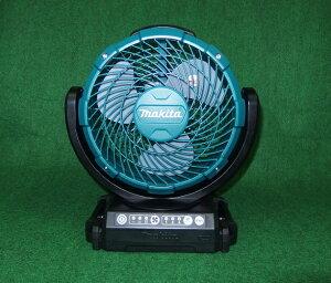 マキタ CF101DZ+BL1015+DC10SA 10.8Vスライド式バッテリ対応 自動首振り機能付充電式ファン バッテリ・充電器付セット 新品 扇風機