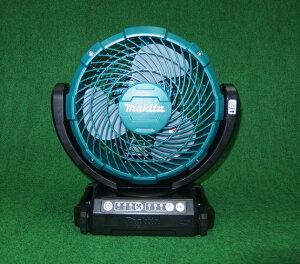 マキタ CF102DZ+BL1830B+DC18SD 14.4V/18Vリチウムイオンバッテリ対応 自動首振り機能付充電式ファン バッテリ・充電器付セット 新品 扇風機【プロ用からDIY、園芸まで。道具・工具のことならプロシ