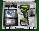 マキタ TD138DRFXL 14.4V防塵防滴インパクトドライバ− ライム フルセット 新品
