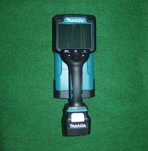 マキタ WD180DZK+ADP09 10.8V充電式ウオ−ルデイテクタ+単三形電池パック付セット 電池別売 最大探知深さ180mm コンクリ−ト探知機 新品【プロ用からDIY、園芸まで。道具・工具のことならプロショ