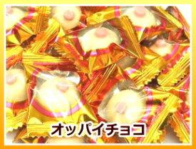 【3,980円(税込)で送料無料】オッパイチョコレート (国産) 大袋 500g【RCP】