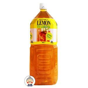 同梱用に レモンティー 2L(2000ml)【UCC】※送料無料商品と同梱で送料無料になります。|ジュース|