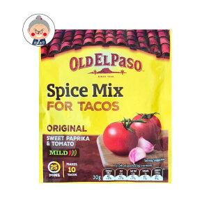 タコシーズニング オールドエルパソ タコスの素 タコスシーズニングMIX 30g |調味料 |
