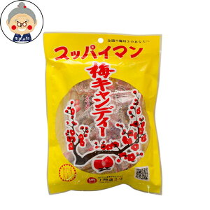 スッパイマン ウルトラ梅キャンディ 12個入り |干し梅 |(dagasi05)