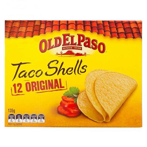 タコスシェル 12枚入り オールドエルパソ タコスの皮 パリパリサクサク食感 |食品 |