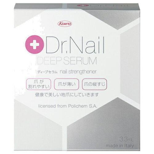 興和 Dr.Nail DEEP SERUM ドクターネイル ディープセラム 3.3mL (手爪用浸透補修液)