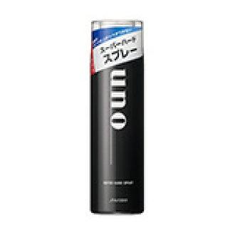 资生堂uno超级市场硬件喷雾器NA 170g<L>(发胶)