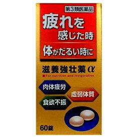 【第3類医薬品】皇漢堂製薬 滋養強壮薬α 60錠