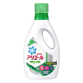 P&G アリエール リビングドライ イオンパワージェル 本体 910g (液体洗剤)