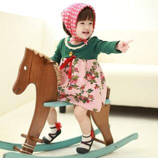 Attipas[アティパス]ベビーシューズバレエ|誕生日1歳1歳半女子供誕生日プレゼント女の子赤ちゃん一歳幼児おしゃれ出産祝いベビーソックスシューズ0歳出産祝い靴ファーストシューズギフトファーストソックスシューズ1歳児くつ出産お祝い