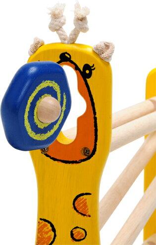 知育玩具木のおもちゃキリンスロープアイムトイ 誕生日1歳男おもちゃ1歳半女2歳子供誕生日プレゼント男の子女の子赤ちゃん一歳木製幼児おしゃれ出産祝いスロープベビー知育二歳木出産祝いオススメ一歳半1歳児子どもおもちゃ