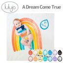 おくるみ マイルストーンカードセット A Dream Come True ルルジョ lulujo | 誕生日 1歳 男 男の子 女 プレゼント 赤…