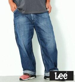 【Lee公式】DUNGAREES ペインターパンツ【大きいサイズ】 リー