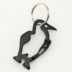 チャムス ブービーカラビナ CH62-1192 Black CHUMS Booby Carabiner