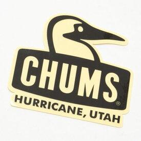 チャムス ステッカー ブービーフェイス CH62-1124 Black CHUMS Sticker Booby Face ※おひとり様5点まで
