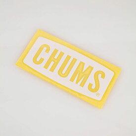 チャムス ステッカー カッティングシートチャムスロゴS CH62-1484 CHUMS Cutting Sheet CHUMS Logo S ※おひとり様5点まで