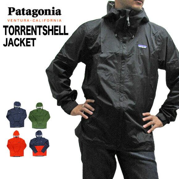 【送料無料】Patagonia パタゴニア メンズ トレントシェル ジャケット MENS TORRENTSHELL JACKET 83802 ナイロンジャケット