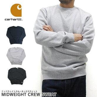 汽车心Carhartt运动衫教导员K124中间重量02P03Dec16