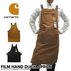 Carhartt カーハート フィルムハンドダックエプロン102483-211 103439-001 FIRM HAND DUCK APRON
