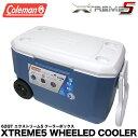 コールマン COLEMAN クーラーボックス 62QT 3000004025 エクストリーム クーラーボックス 大容量58.7L XTREME COOLERS…