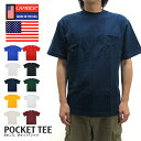 CAMBER キャンバー Tシャツ 302 8オンス ヘビーウェイト ポケット付 半袖Tシャツ POCKET S/S T-SHIRT アメカジ ストリ…