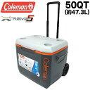 コールマン Coleman クーラーボックス エクストリーム 50QT 3000002005 エクストリーム ホイールクーラー 47.3L Coleman XT...