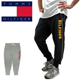 TOMMY HILFIGER トミーヒルフィガー ジョガーパンツ 09T3542 FRENCH TERRY LOGO LOUNGE PANT JOGGERS フレンチテリー ロゴ ラウンジパンツ