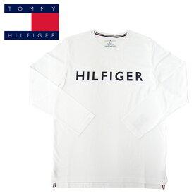 【メール便配送】トミーヒルフィガー ロンT 長袖Tシャツ TOMMY HILFIGER 09T3284 メンズ