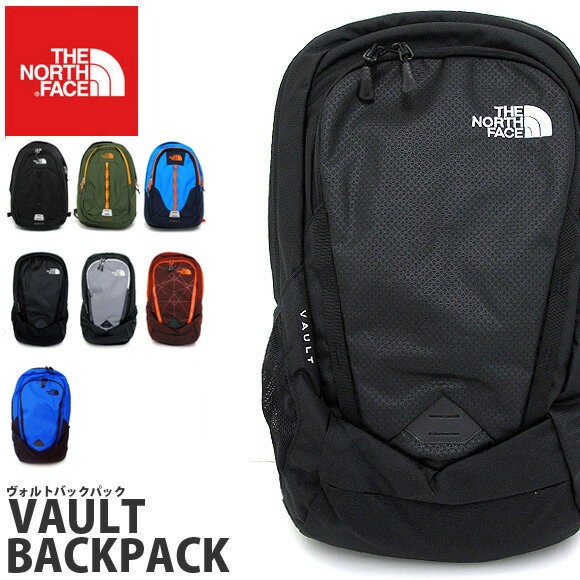 THE NORTH FACE ノースフェイス リュック デイパック ヴォルト CE84 CHJ0 NF00CHJ0 VAULT BACKPACK