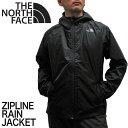 THE NORTH FACE ノースフェイス ジャケット ナイロンジャケット T93NJH15Q ZIPLINE RAIN JACKET ジップライン レインジャケット