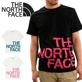 【メール便配送】ノースフェイス Tシャツ THE NORTH FACE ロゴT GRAPHIC FLOW 1 TEE 半袖 大きいサイズ メンズ レディース ユニセックス NF0A4926
