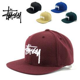ステューシー STUSSY キャップ131921 ストック キャップ STOCK CAP