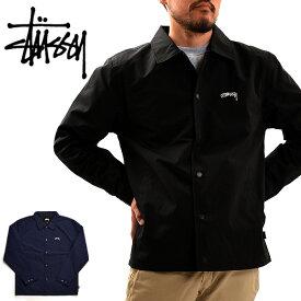 ステューシー ジャケット STUSSY 115490 クラッシック コーチジャケット CLASSIC COACH JACKET 大きいサイズ