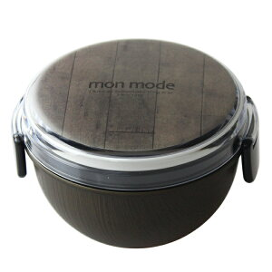 お弁当箱 ランチボウル Mon mode カーキ(電子レンジ・食洗機対応)(どんぶり弁当 べんとうばこ 丼弁当) (宮本産業)